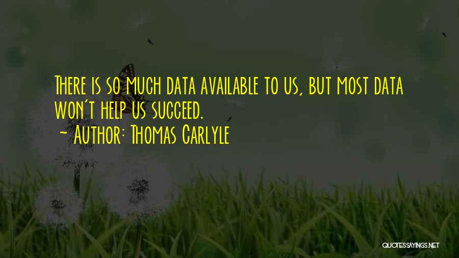 Thomas Carlyle Quotes 1736087