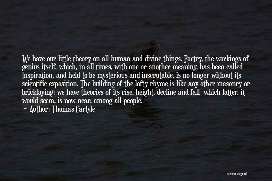 Thomas Carlyle Quotes 1985052