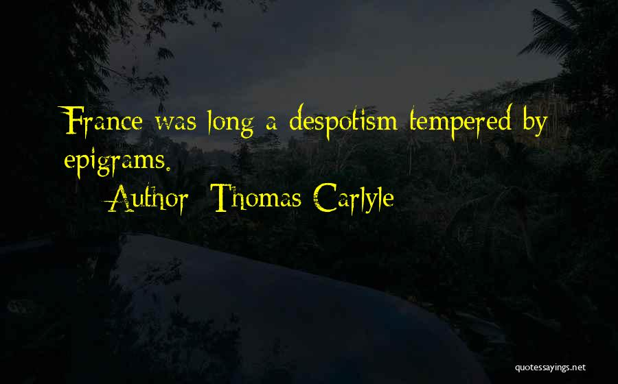 Thomas Carlyle Quotes 2156919