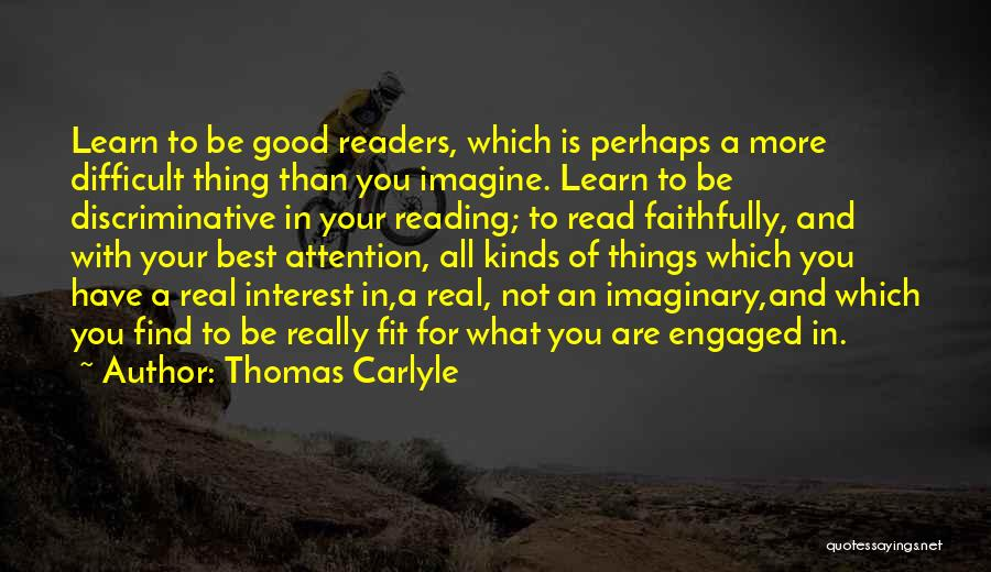 Thomas Carlyle Quotes 2177845