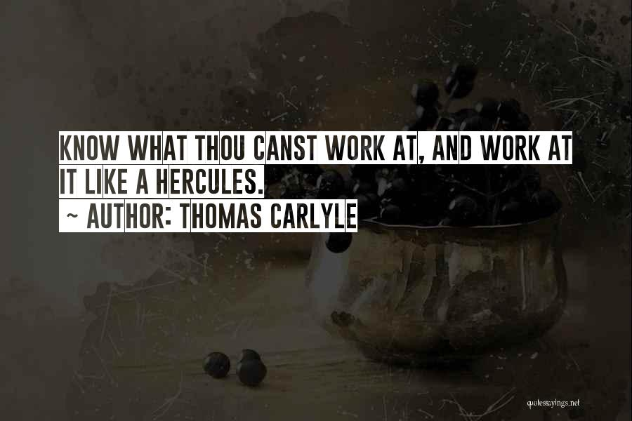 Thomas Carlyle Quotes 2187494