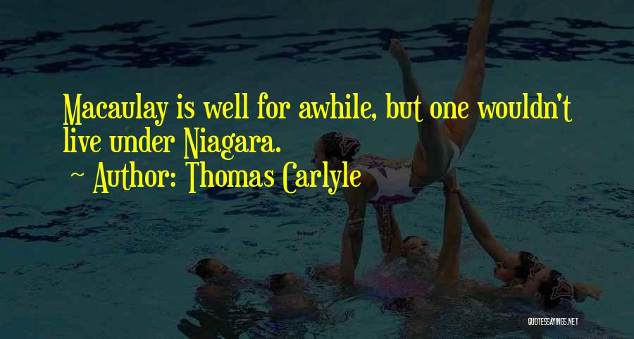 Thomas Carlyle Quotes 2196387