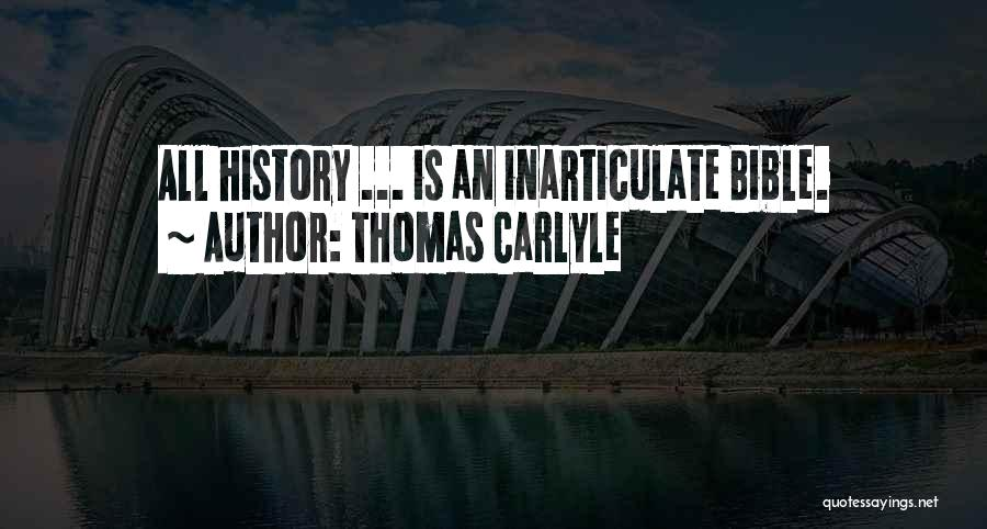 Thomas Carlyle Quotes 2212632