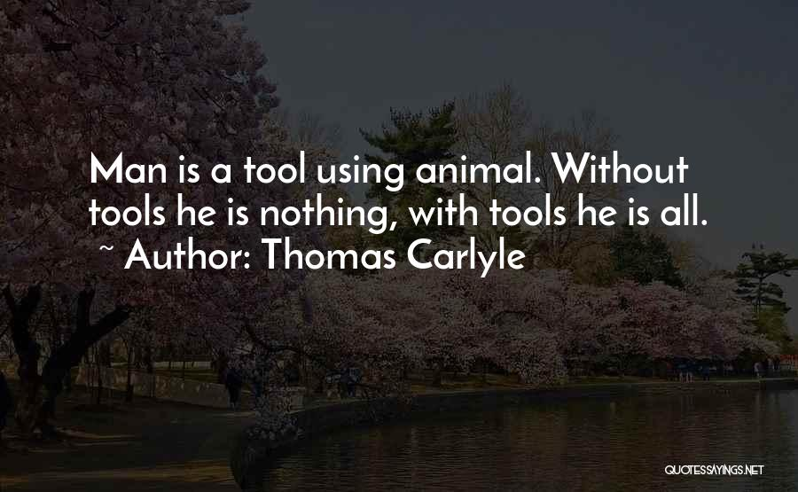 Thomas Carlyle Quotes 397772