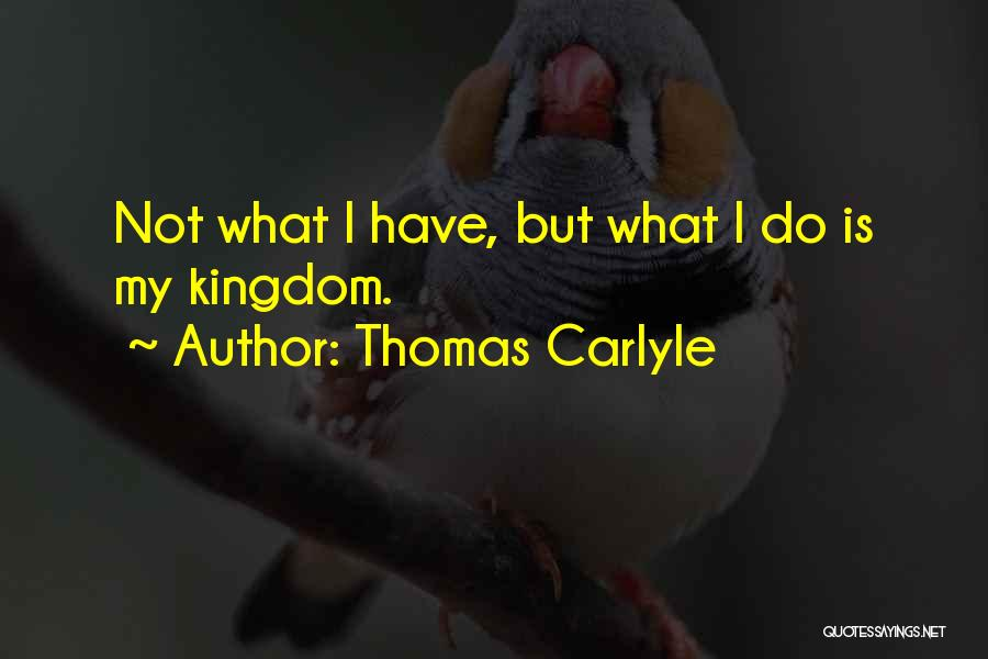 Thomas Carlyle Quotes 436631
