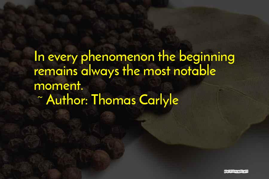 Thomas Carlyle Quotes 472881