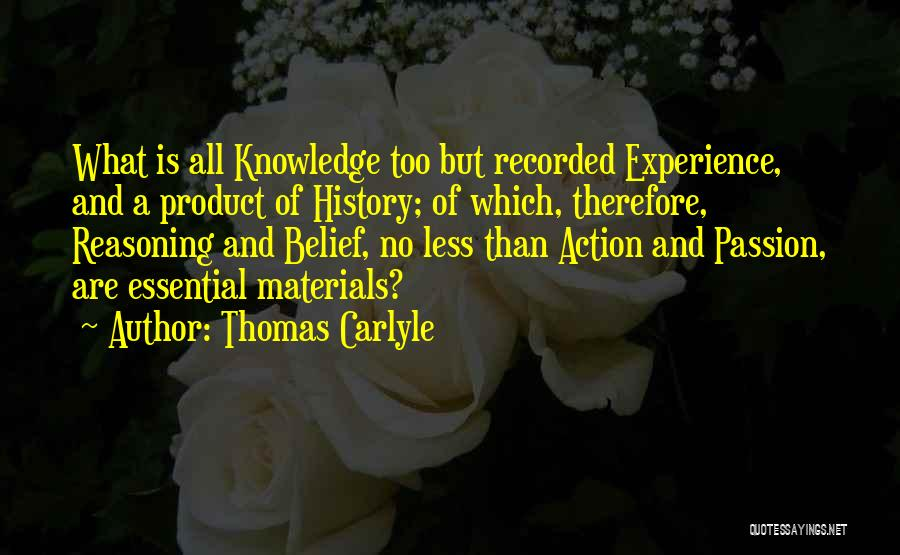 Thomas Carlyle Quotes 549911