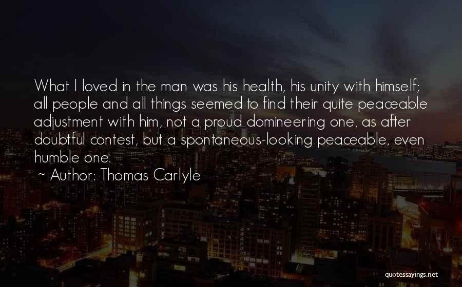 Thomas Carlyle Quotes 577368