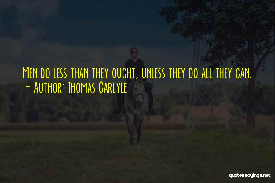 Thomas Carlyle Quotes 596077