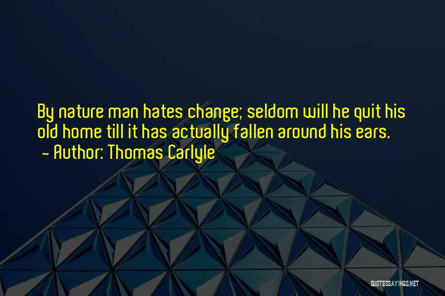 Thomas Carlyle Quotes 711463