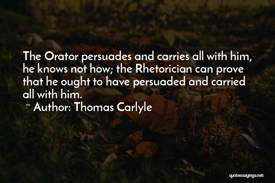 Thomas Carlyle Quotes 759382