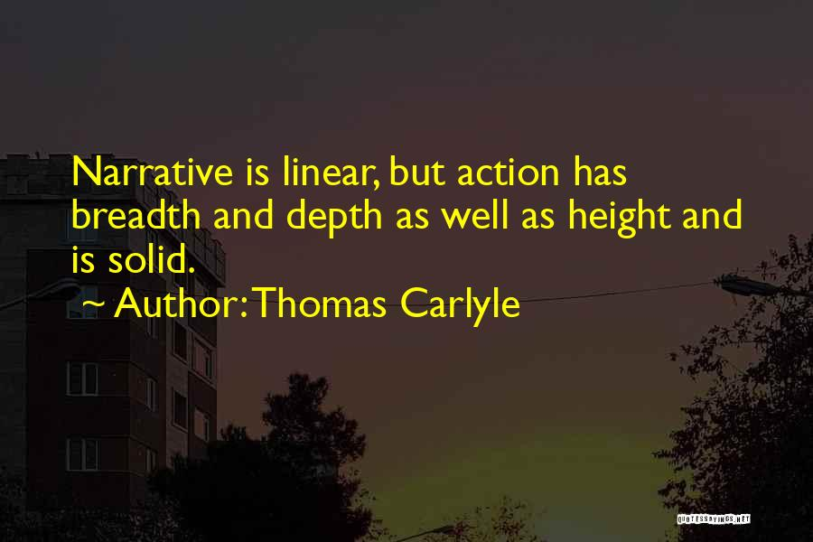 Thomas Carlyle Quotes 821069