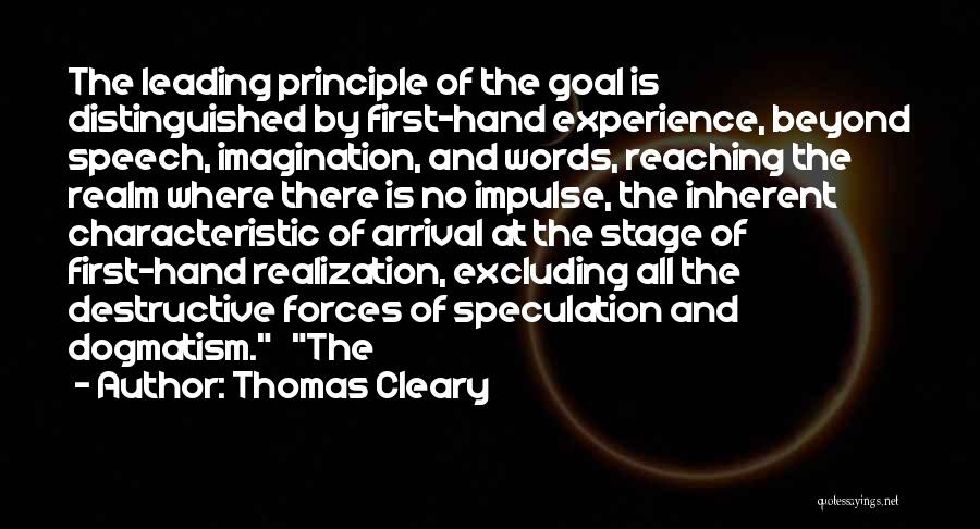 Thomas Cleary Quotes 1437129
