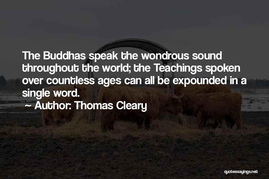 Thomas Cleary Quotes 1900757