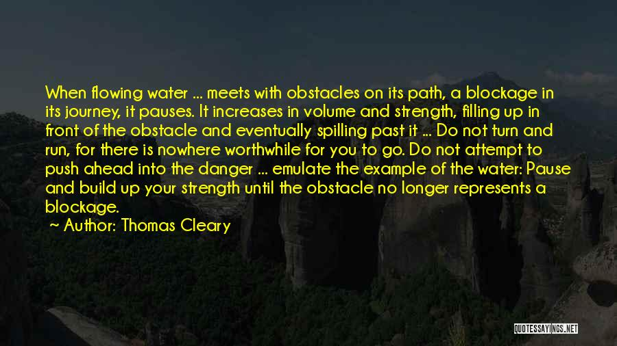 Thomas Cleary Quotes 983056