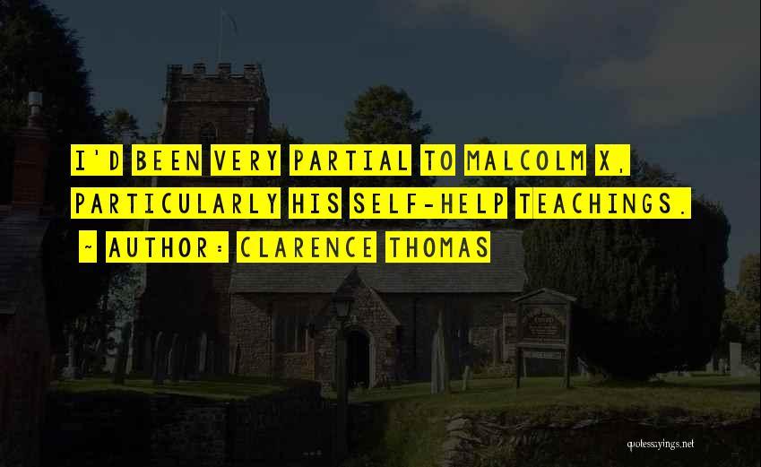 Thomas D'aquino Quotes By Clarence Thomas