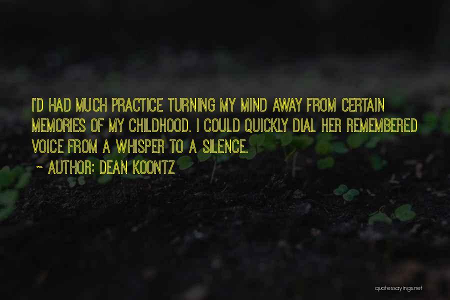 Thomas D'aquino Quotes By Dean Koontz