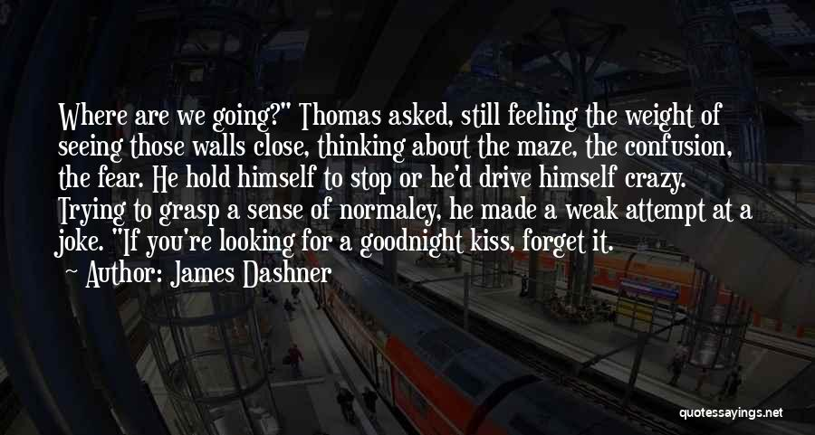 Thomas D'aquino Quotes By James Dashner