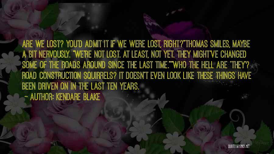 Thomas D'aquino Quotes By Kendare Blake