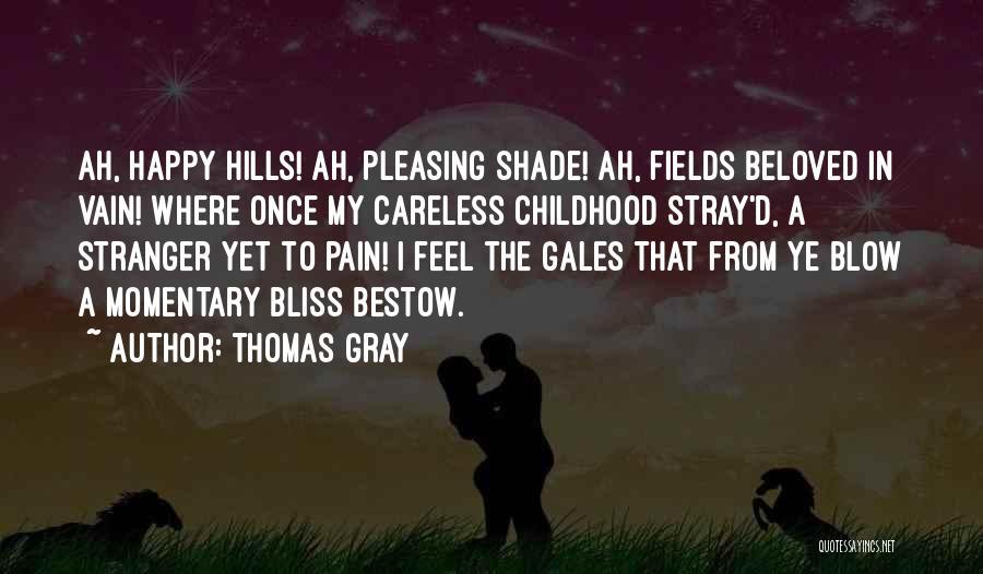 Thomas D'aquino Quotes By Thomas Gray