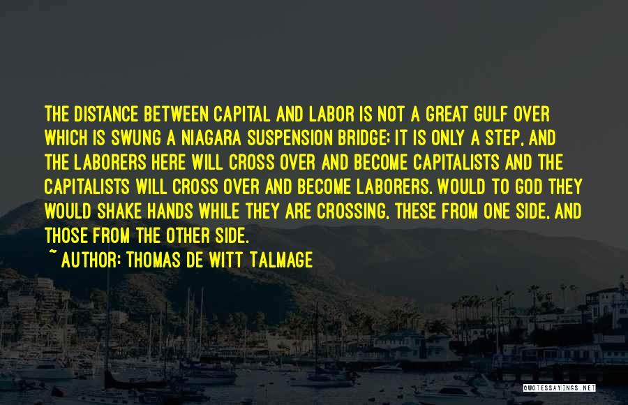 Thomas De Witt Talmage Quotes 1488739