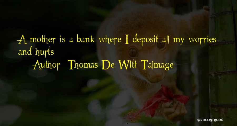 Thomas De Witt Talmage Quotes 2119909