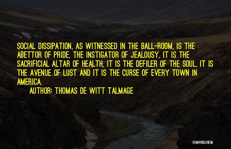 Thomas De Witt Talmage Quotes 2137425