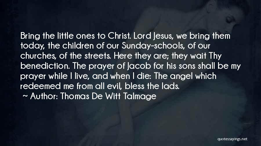 Thomas De Witt Talmage Quotes 617660