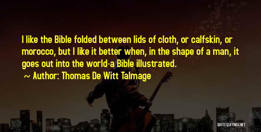 Thomas De Witt Talmage Quotes 848439