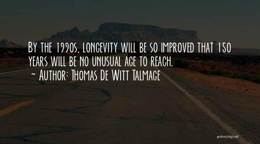 Thomas De Witt Talmage Quotes 977800