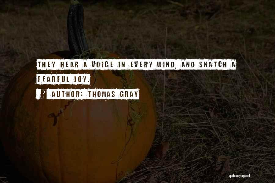 Thomas Gray Quotes 1208695