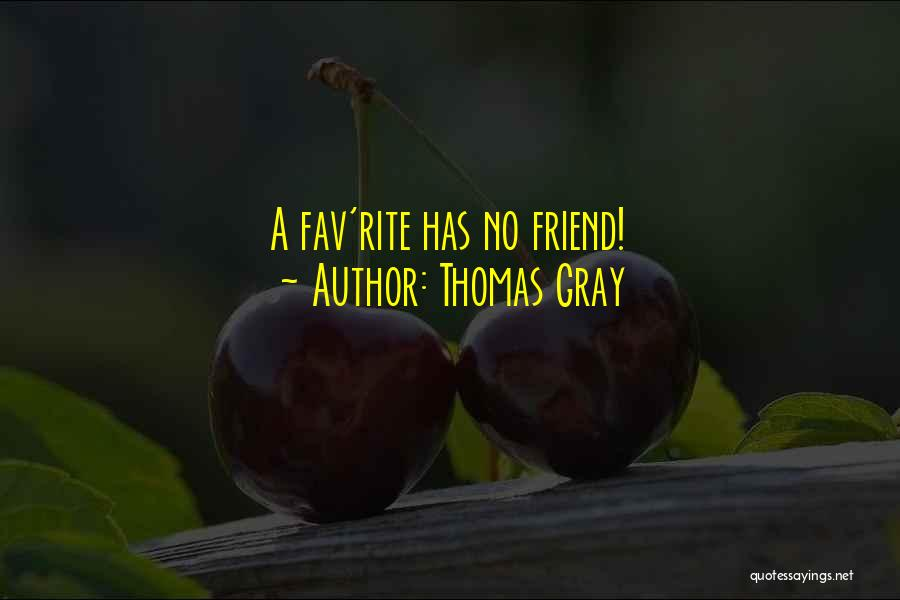 Thomas Gray Quotes 1264178