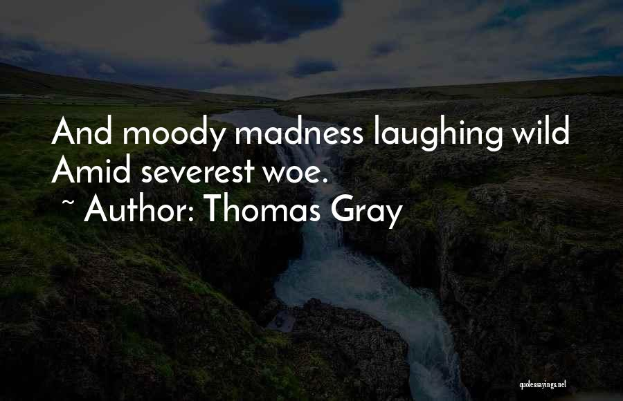 Thomas Gray Quotes 1275131