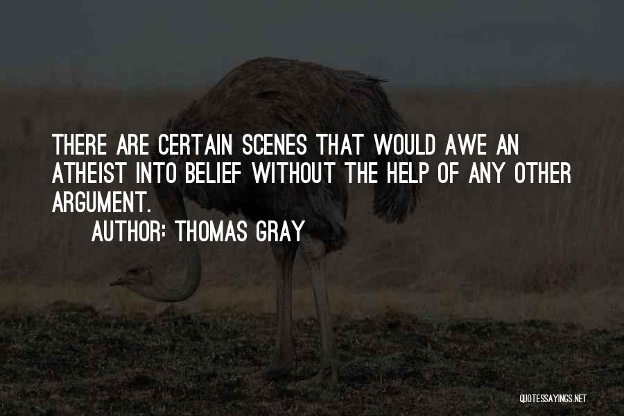 Thomas Gray Quotes 1407679