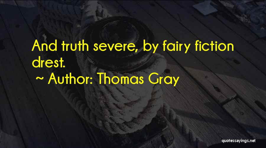 Thomas Gray Quotes 1508098