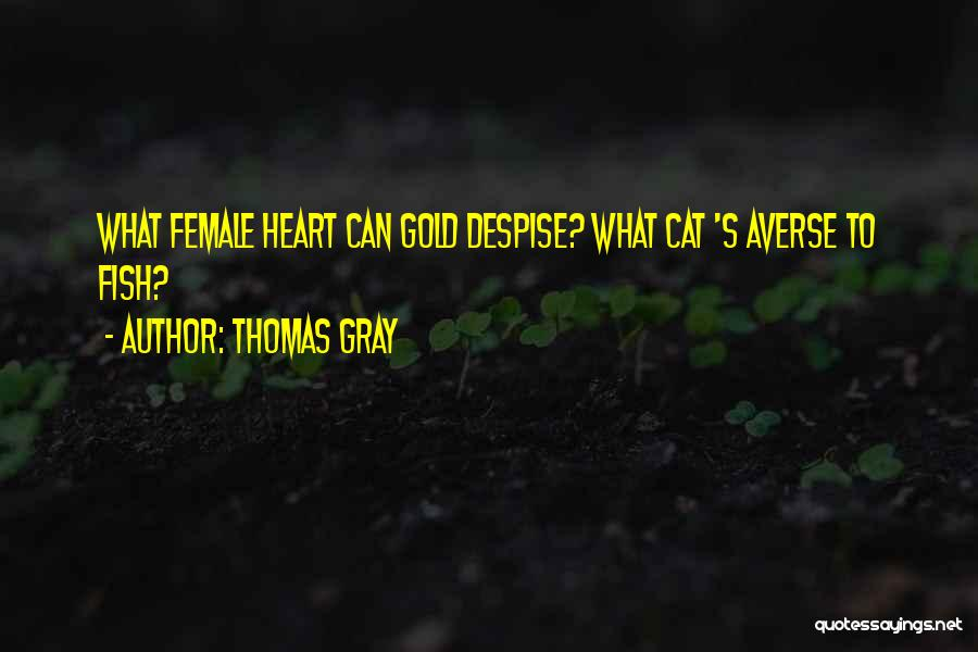 Thomas Gray Quotes 1581040
