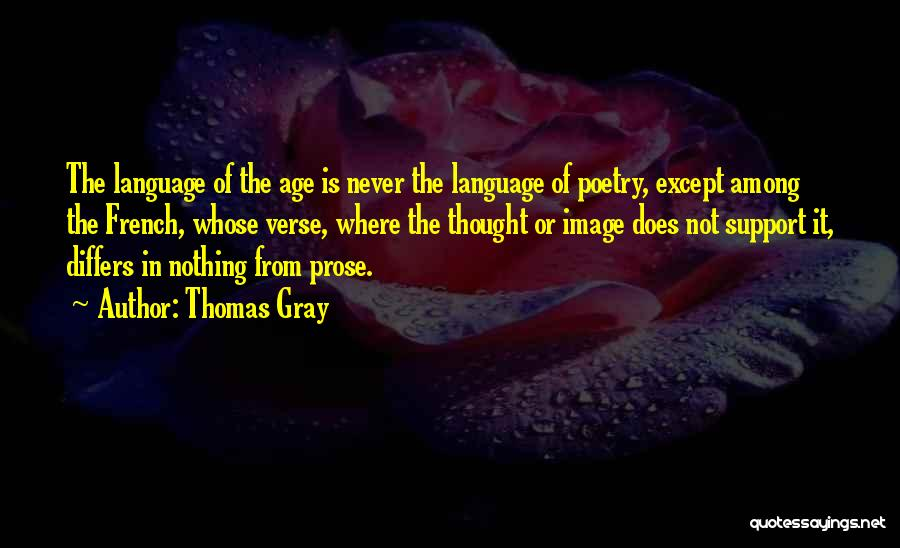 Thomas Gray Quotes 1585556