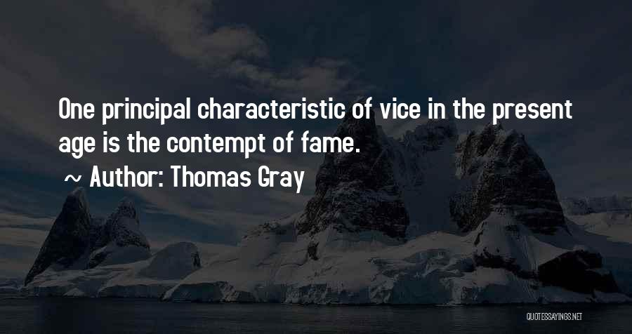 Thomas Gray Quotes 1634109