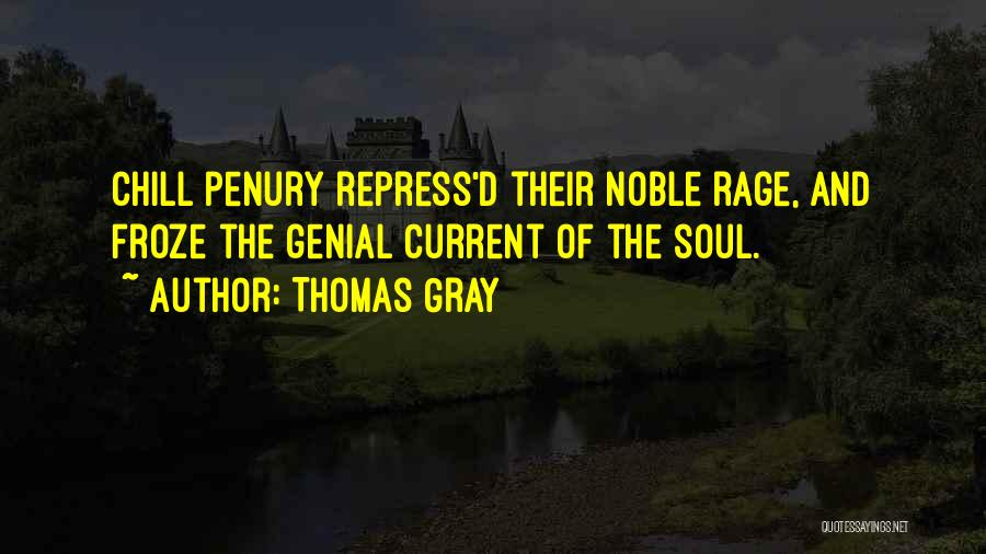 Thomas Gray Quotes 1672816