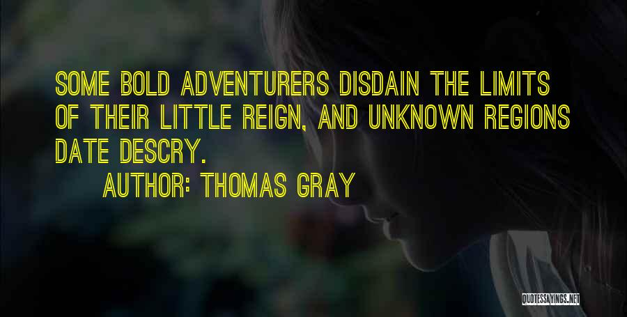 Thomas Gray Quotes 1752548