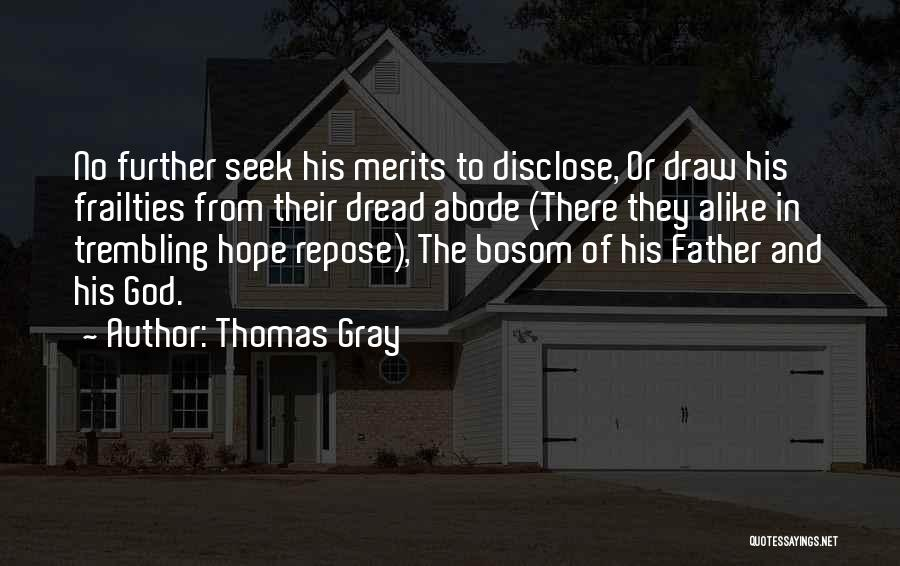 Thomas Gray Quotes 1893759