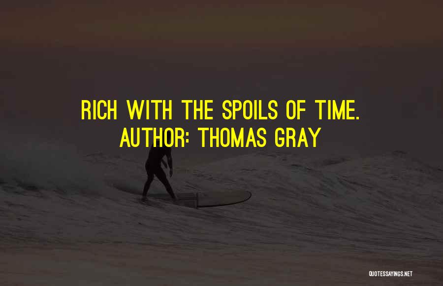 Thomas Gray Quotes 2021774