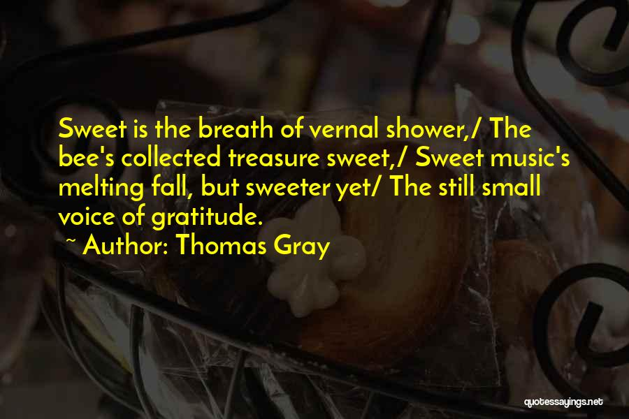 Thomas Gray Quotes 2156960
