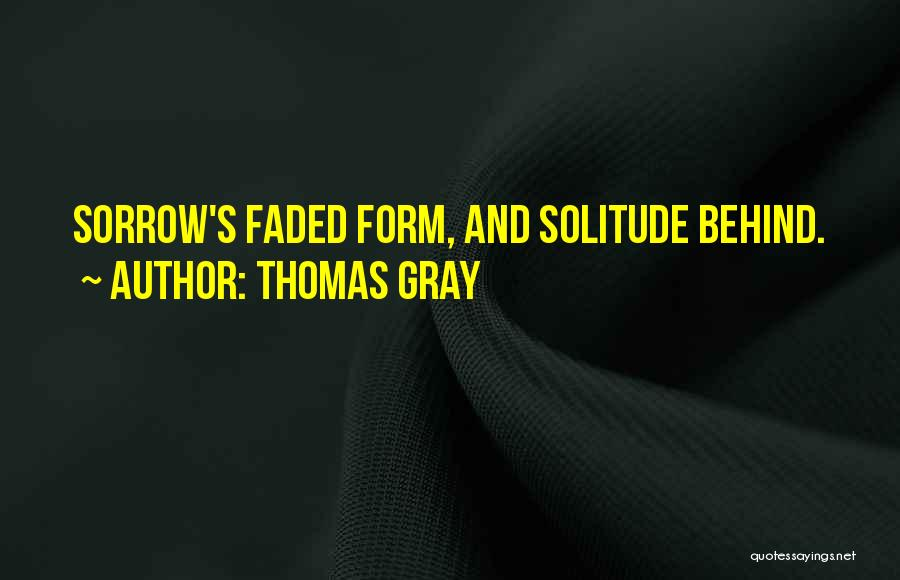 Thomas Gray Quotes 2157816