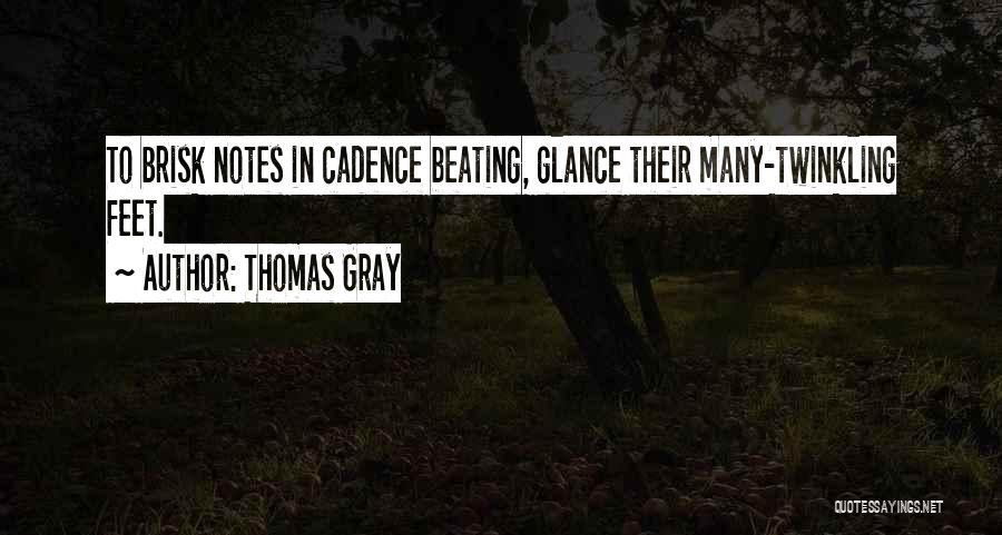 Thomas Gray Quotes 2207923