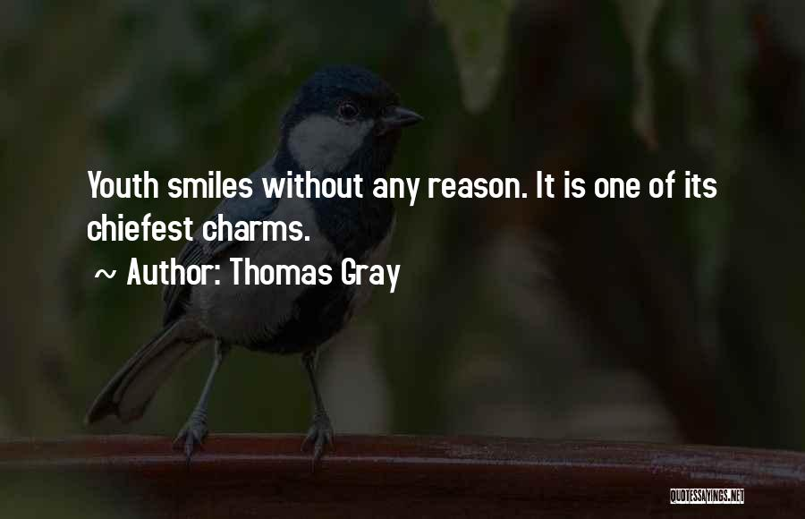 Thomas Gray Quotes 278829