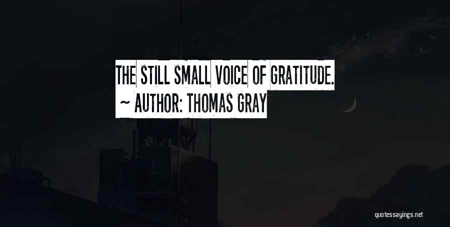 Thomas Gray Quotes 486351