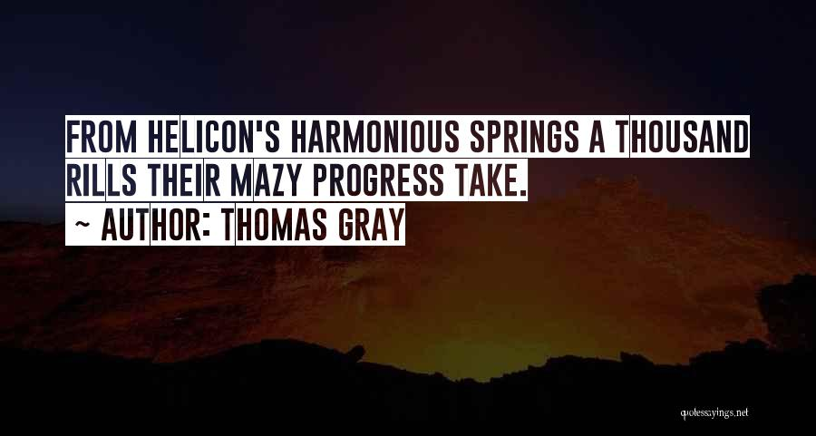 Thomas Gray Quotes 584351