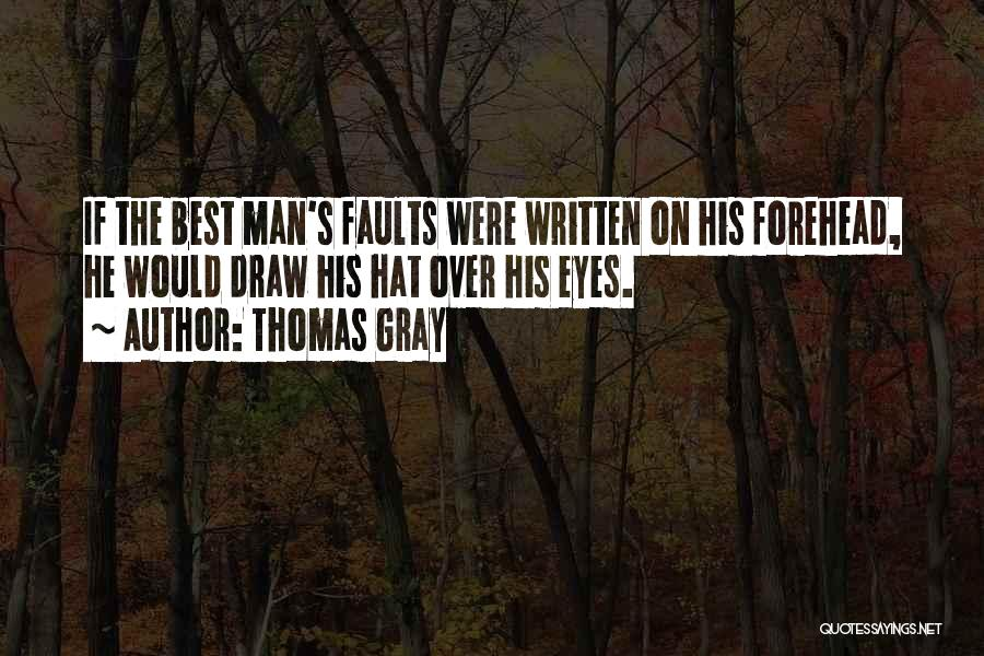 Thomas Gray Quotes 679849