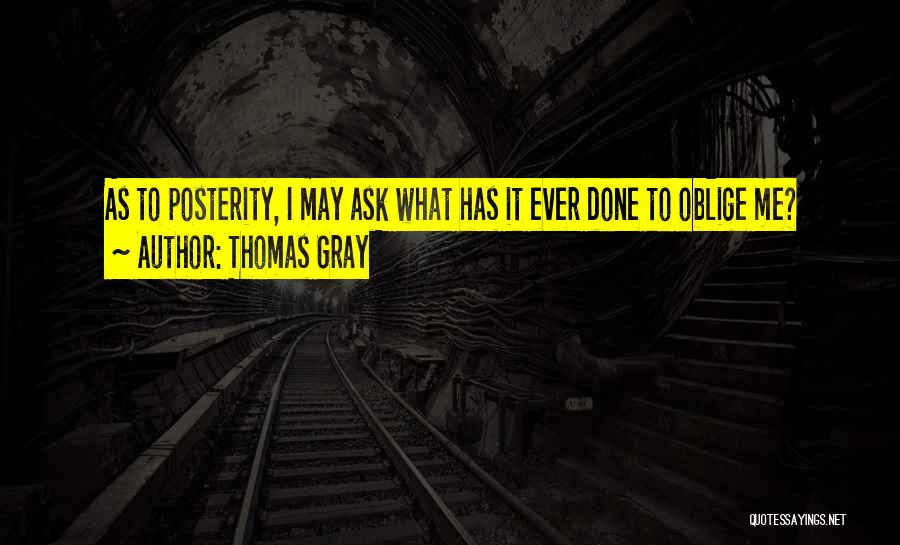 Thomas Gray Quotes 770642